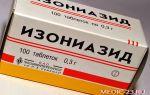Препарат изониазид: характеристика, показания к применению и побочные действия