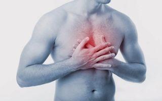 Причины и лечение боли в грудной клетке при кашле